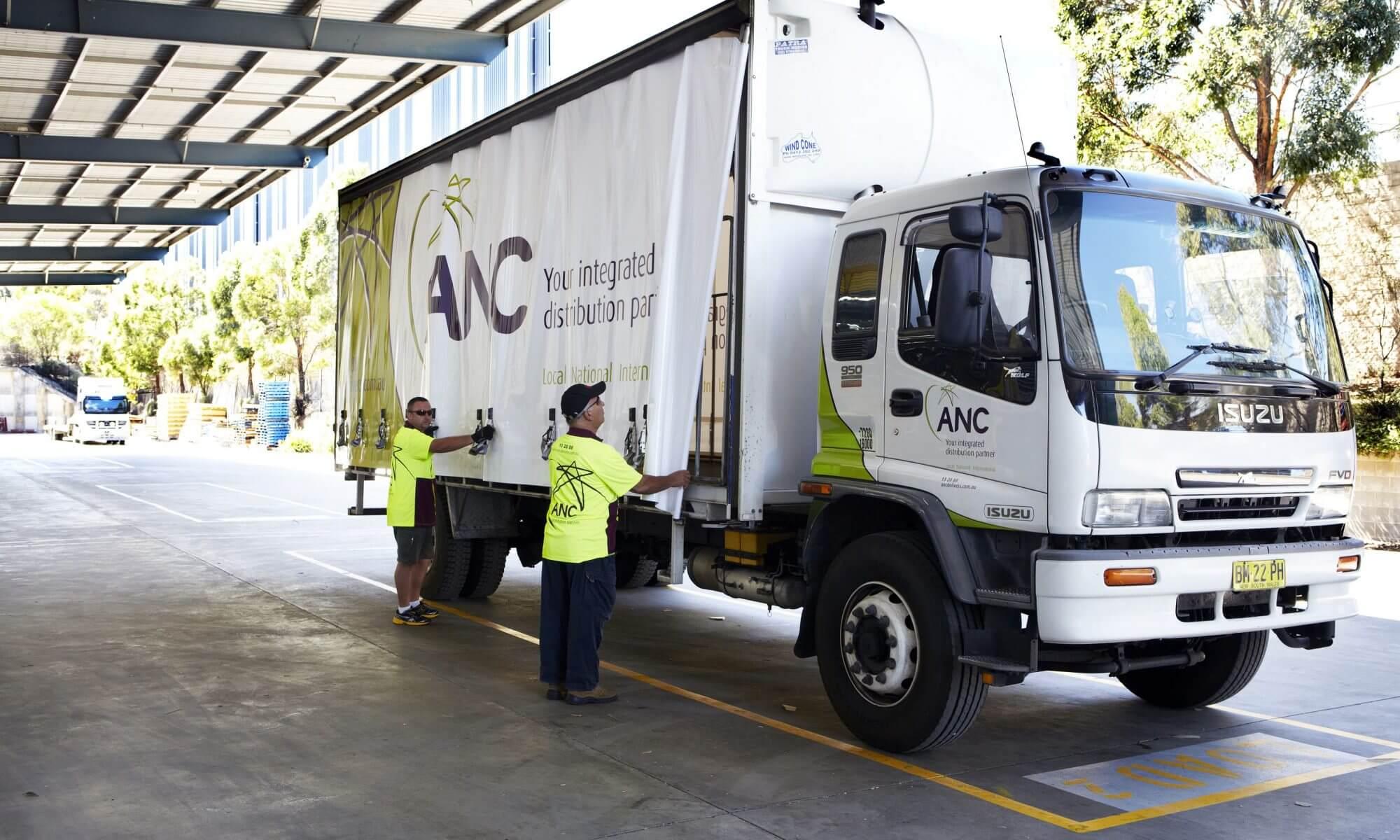 8-10 Pallet Pantech Truck Delivery Driver Jobs | ANC