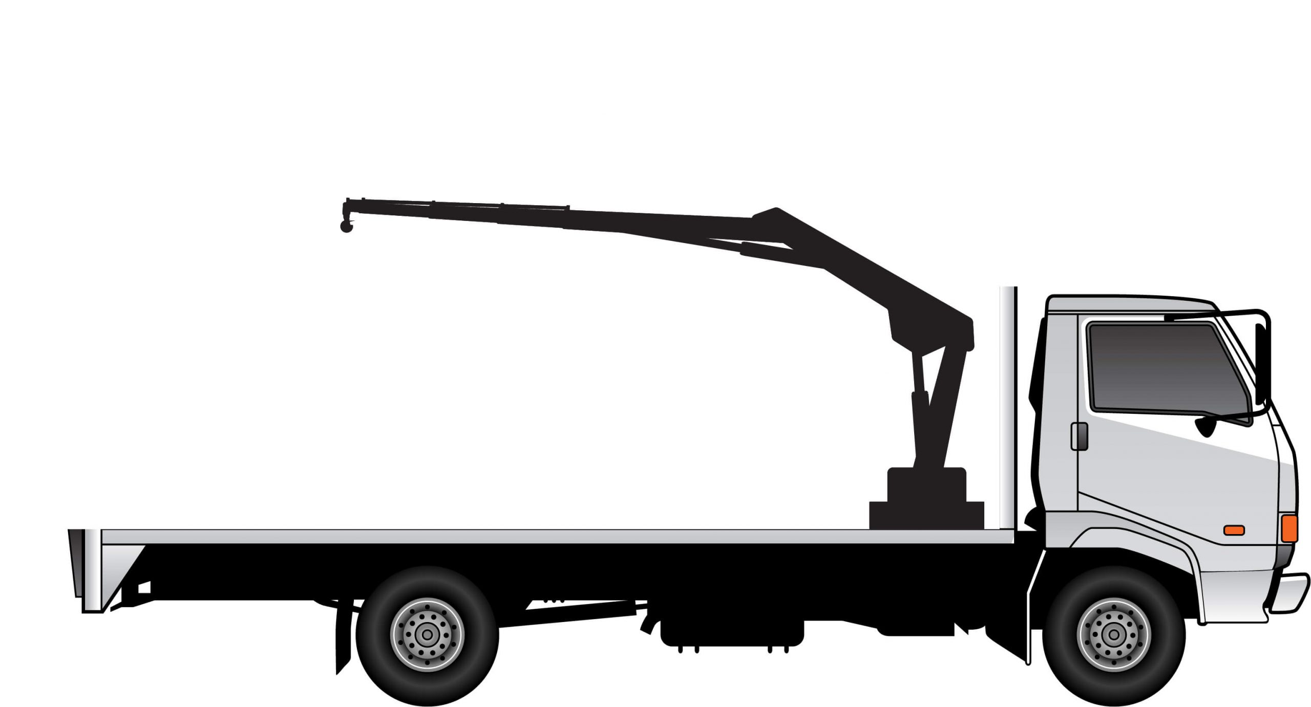 Crane Truck and Tray Trucks