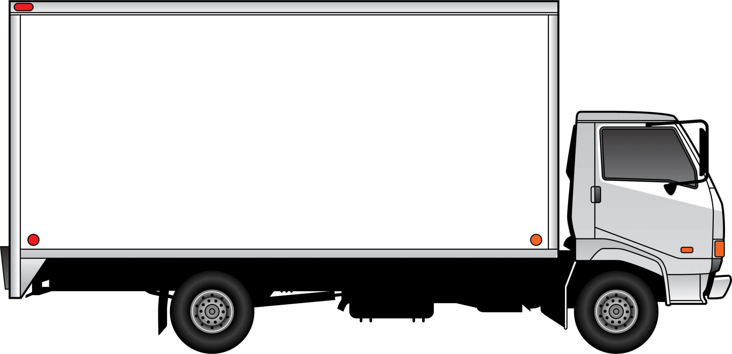 Pantech Truck with Tail Lift